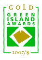 Gold Green Island Award 2007/8